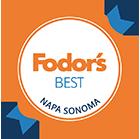 Fodor's Best Napa Sonoma