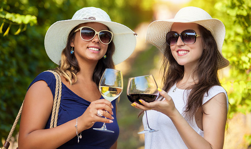 Girls Getaway Package in Sonoma, California Hotel