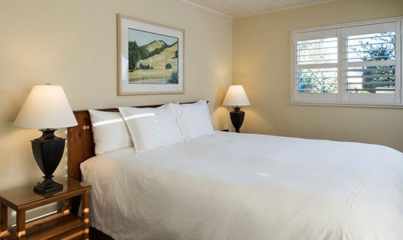 Accessible Rooms of El Pueblo Inn, California