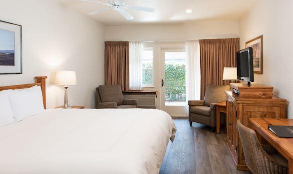 El Pueblo Inn, Sonoma - California Rooms